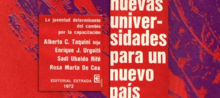 Nuevas Universidades para un nuevo país (2014)