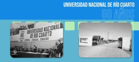 50º Aniversario de la Universidad Nacional de Río Cuarto